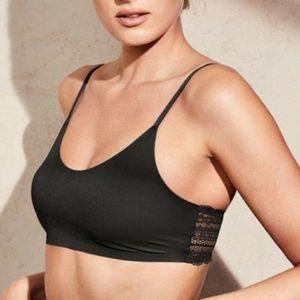 2/$25 Victoria Secret Bralette Bra Seamless Solid